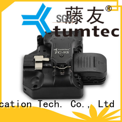 high efficiency optical fiber cleaver tc6s with good price for fiber optic solution