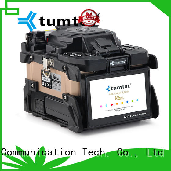 Tumtec 83a fiber optic splicing table factory direct supply for outdoor environment