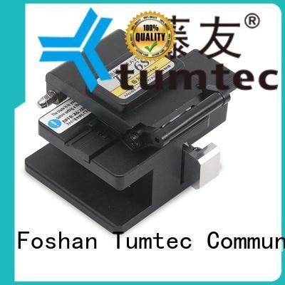 optical best fiber cleaver with good price for fiber optic field Tumtec