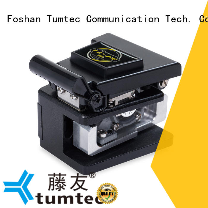 unreserved service optical fiber cleaver tumtec inquire now for fiber optic solution