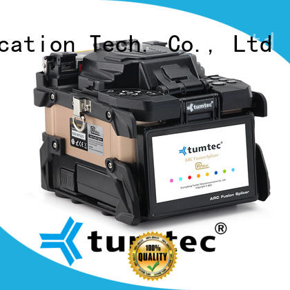 Tumtec equipment fusion splicing machine price in bangladesh best manufacturer for telecommunications
