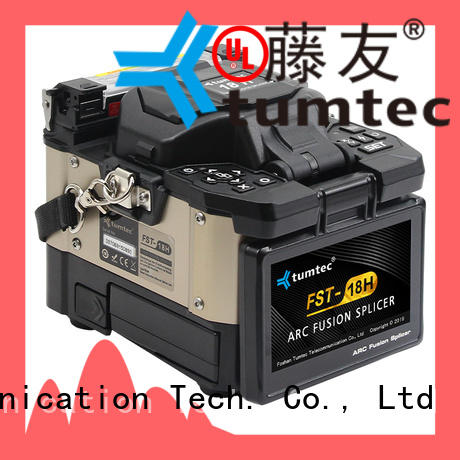 oem odm fusion splicing machine tumtec reputable manufacturer for outdoor environment