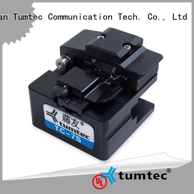 Tumtec high efficiency pldt fiber optic manufacturers for fiber optic solution