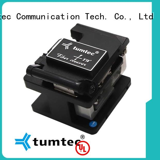 Tumtec high efficiency fiber optic trainers Supply for fiber optic solution