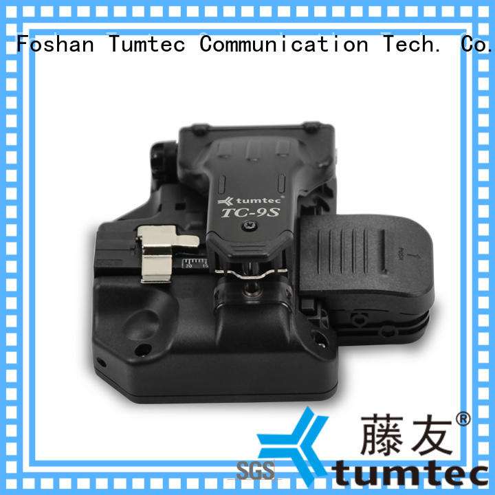 Tumtec durable best fiber cleaver for business for fiber optic solution