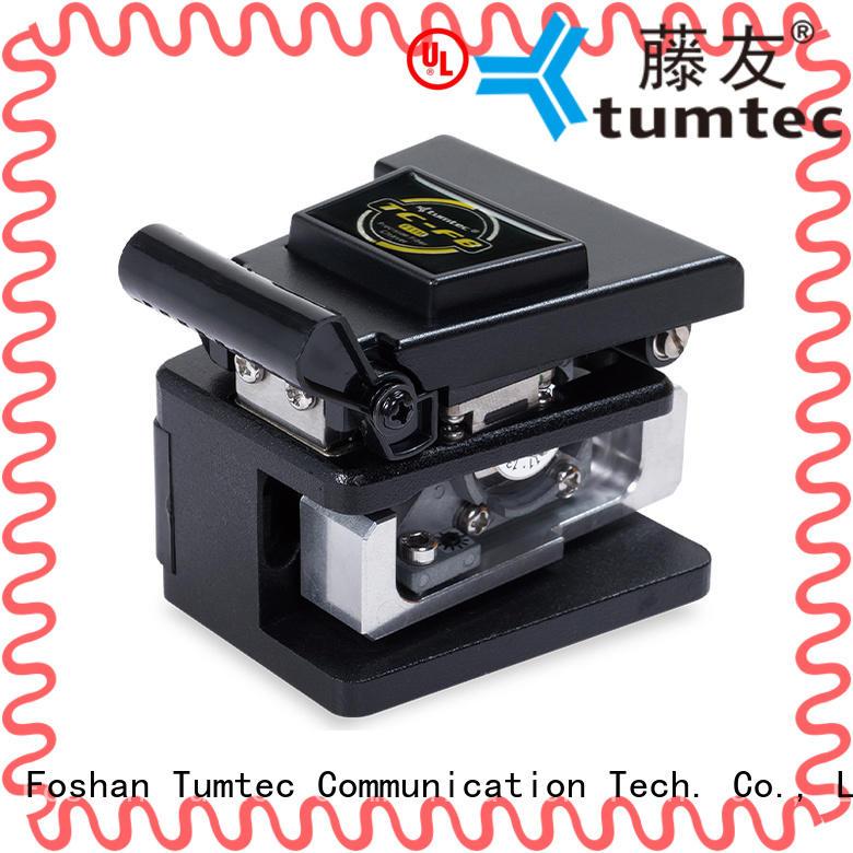 Tumtec durable fiber optic fusion manufacturers for fiber optic field