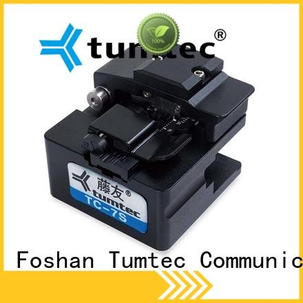Tumtec tc6s optical fiber splicing kit factory direct supply for fiber optic solution