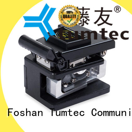 fiber best fiber cleaver precision for fiber optic solution Tumtec