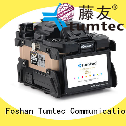 Tumtec stable what is fusion splicing reputable manufacturer for fiber optic solution