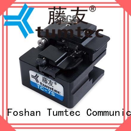 fiber cleaver cleaver for fiber optic solution Tumtec