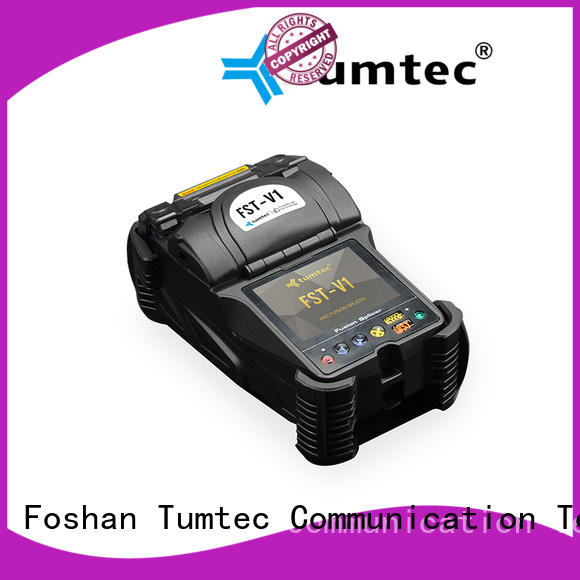 worldwide optical fiber welding machine tumtec series for sale