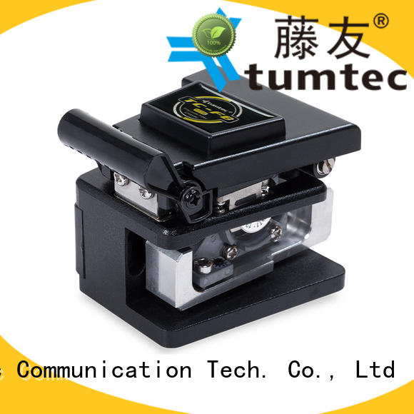 best fiber cleaver tcf8 for fiber optic field Tumtec