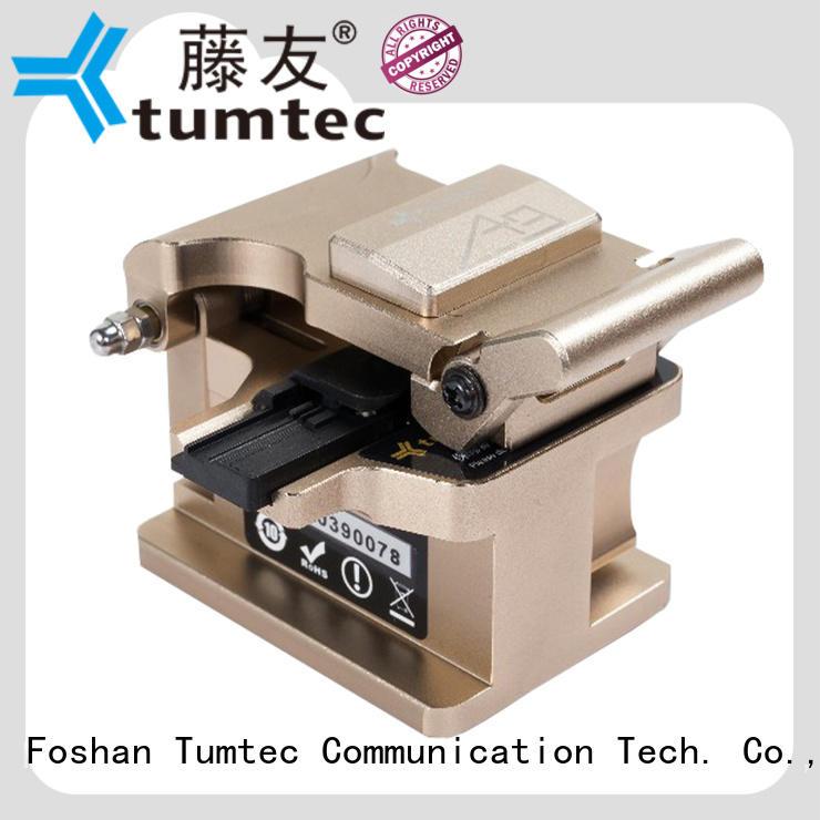 Tumtec optical fiber cleaver with good price for fiber optic field