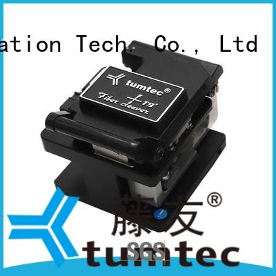 Tumtec tumtec fiber cleaver inquire now for fiber optic solution