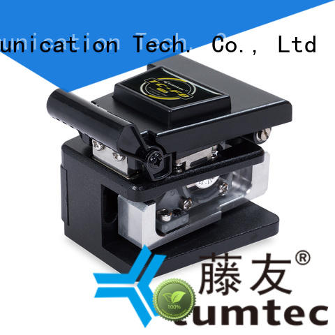 Tumtec unreserved service fiber optic cleaver t9 for telecommunications