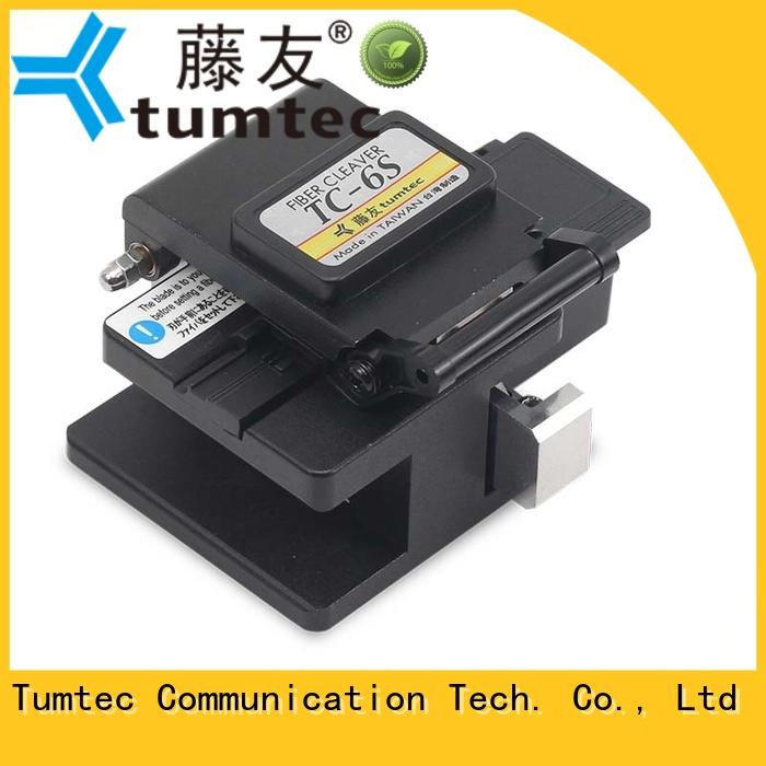 Tumtec t9 fiber cleaver with good price for fiber optic solution