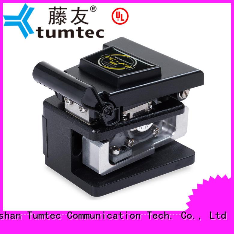 a9 fiber optic cleaver customized for fiber optic solution Tumtec
