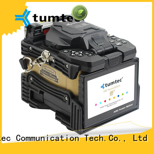 high quality fiber optic splicing equipment tumtec with good price bulk buy
