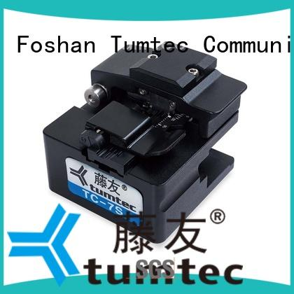 Tumtec tumtec precision cleaver inquire now for fiber optic field
