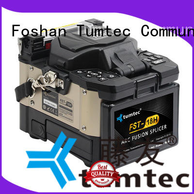 Tumtec effective FTTH splicing machine reputable manufacturer for outdoor environment